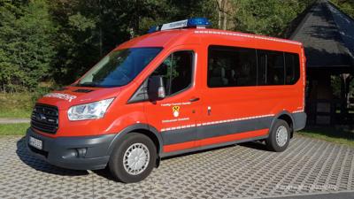 Fotoalbum Mannschaftstransportwagen (MTW) - Schlottwitz