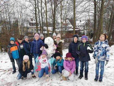 Fotoalbum Der erste Schnee