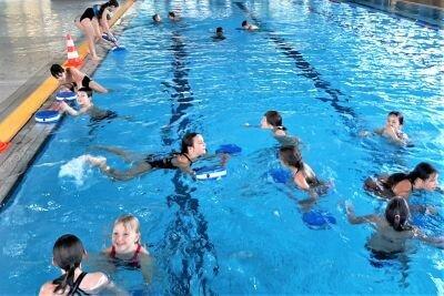 Foto des Albums: Schwimmen (24.11.2020)