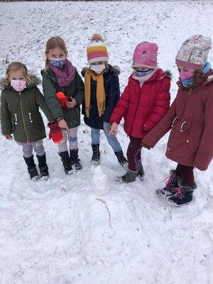 Fotoalbum Der erste Schnee 1/2a