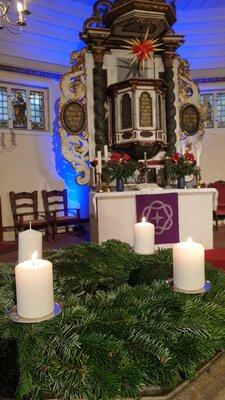 Fotoalbum 3. Advent 2020 - Vorstellungsgottesdienst