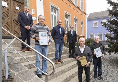Fotoalbum Verabschiedung und Ehrung von Gemeinderatsmitgliedern