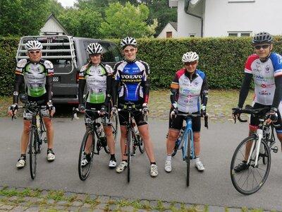 Fotoalbum Triathlon-Trainingslager Winterberg