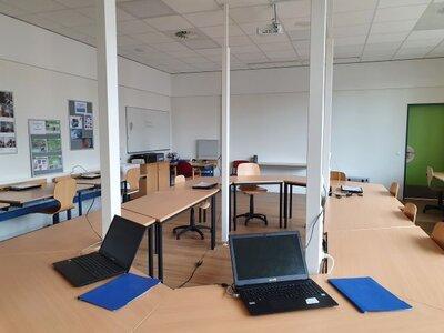 Fotoalbum Unsere Schule stellt sich vor: Digitalisierung