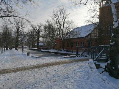 Fotoalbum Winterspaziergang durch die Rolandstadt