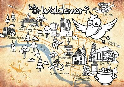 Fotoalbum Findet Waldemar