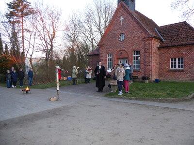 Fotoalbum Ostern 2021 in Brüssow