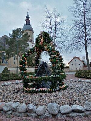 Fotoalbum Osterbrunnen 2021