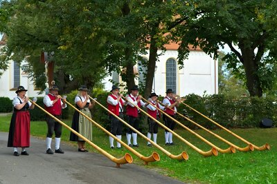 Foto des Albums: Blasmusik unter den Linden (05.09.2020)