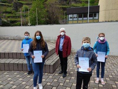 """Fotoalbum WHG beim Wettbewerb """"Heureka – Mensch und Natur"""" erfolgreich"""
