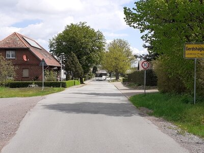 Fotoalbum Schnappschüsse Gerdshagen vom 17.05.2021