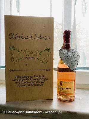 Fotoalbum Hochzeit von Markus und Sabrina