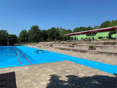 Fotoalbum Neues vom Nienburger Schwimmbad