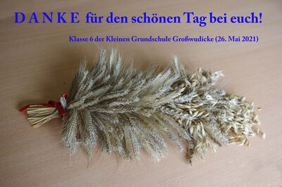 Fotoalbum KLasse 6 zu Gast bei den Landfrauen