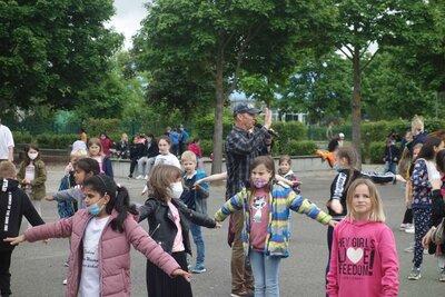 Fotoalbum Weltspieletag / Tag des Nachbarn
