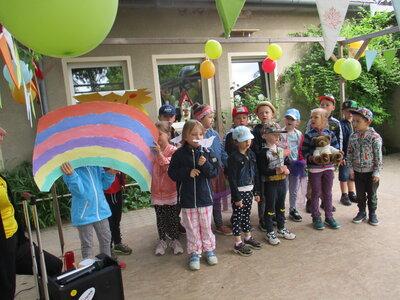 Fotoalbum Kindertagsfeier in der Kita