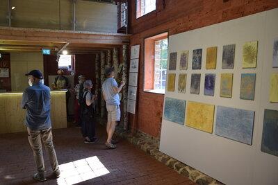 Fotoalbum Vernissage zur Ausstellung