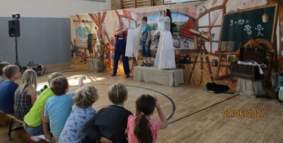 Fotoalbum Musiktheater zum Kindertag