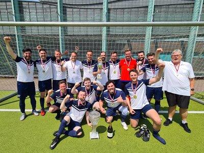 Fotoalbum Pokalendspiel Herren Tornado Pokal 2019-20