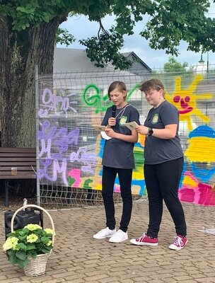 Fotoalbum Wiedereröffnung des Jugendclubs in Kagel