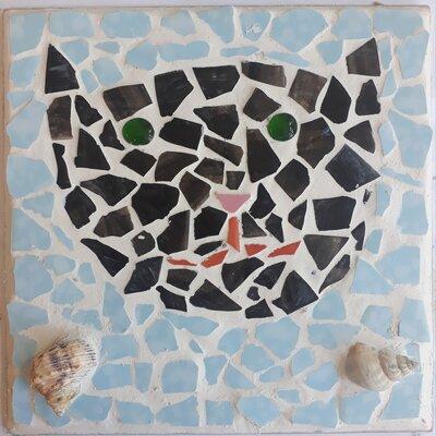 Fotoalbum Ferien-Workshop Mosaikgestaltung im Haus am Anger
