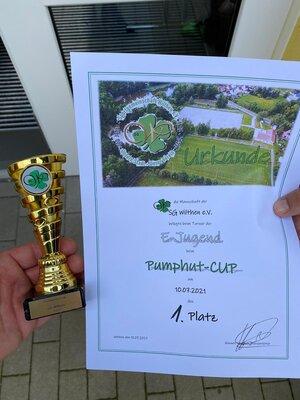 Fotoalbum Pumphut-Cup 2021