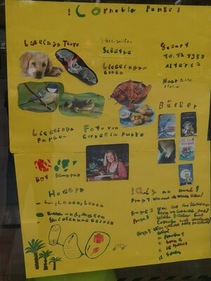 Fotoalbum Lernplakate Cornelia Funke