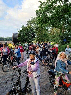 Fotoalbum Landfrauenverein Lohne - Halbtagsfahrradtour nach Goldenstedt