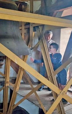 Fotoalbum Wir entdecken die Zethauer Kirche