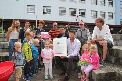 Fotoalbum Bewegungsfreundlicher Kindergarten Ruppersdorf