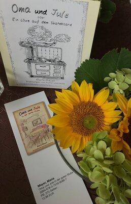 Fotoalbum Lesung mit Kaffee und Kuchen