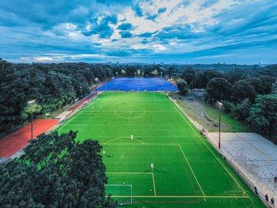 Fotoalbum Einweihung Fußballplatz