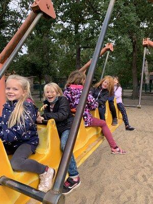Fotoalbum Schulfahrt Wildpark Weißewarte Klasse 1