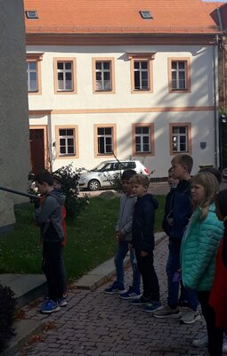 Fotoalbum Landkreisfahrt der 4. Klassen