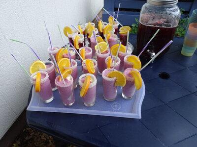 Fotoalbum Cocktailabend im Kremmener Jugendclub
