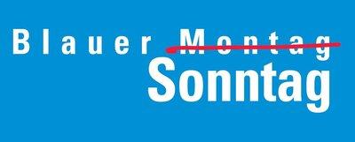 Logo Blauer Sonntag