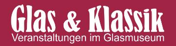 Logo Glas & Klassik