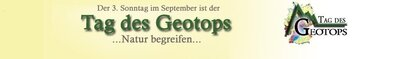 Logo Tag des Geotops