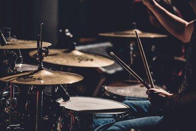 Schlagzeug, Bild von StockSnap