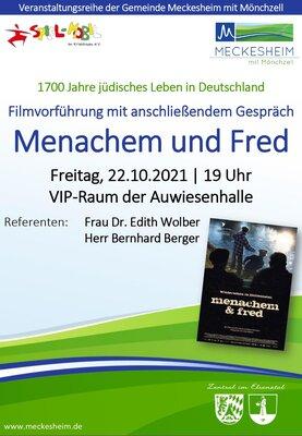 Plakat Film I