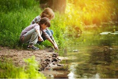 Wasser und Natur