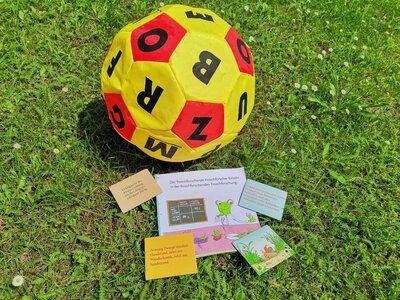 Stadt Perleberg   Erlebt Spiel und Spaß mit Wortspielereien und Büchern