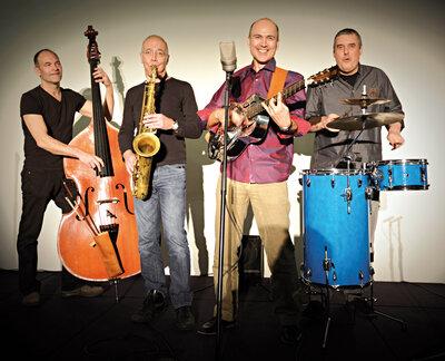 Oliver Steller Quartett