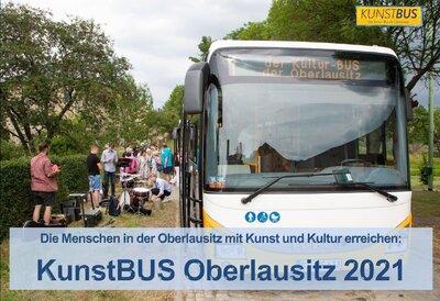 KunstBUS der Oberlausitz