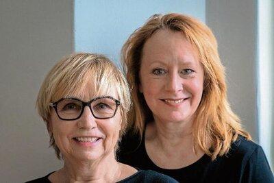 Monika Stenzel und Ulrike Jackwerth