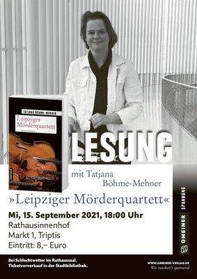 Plakat Lesung 15.09.