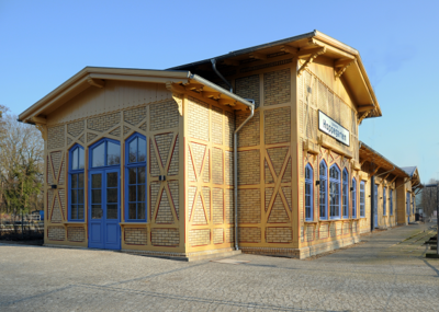 Startpunkt Kaiserbahnhof