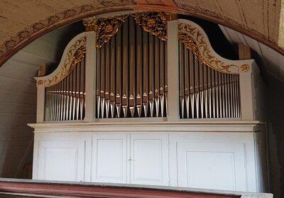 Hesse Orgel Kirche Mittelsömmern