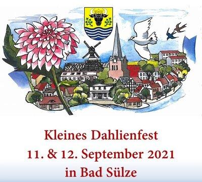 Dahlienfest Bad Sülze 2021