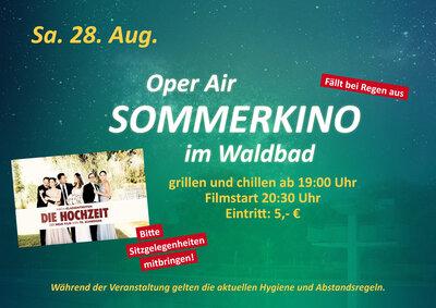 Open-Air Sommerkino